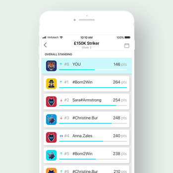Mobile Responsive – White Label Daily Fantasy Sports Software Design and Development by Vinfotech