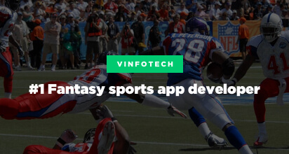 Best fantasy sports app development company vinfotech