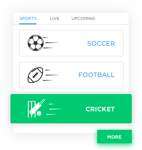 daily fantasy baseball software supporting multiple sports by Vinfotech