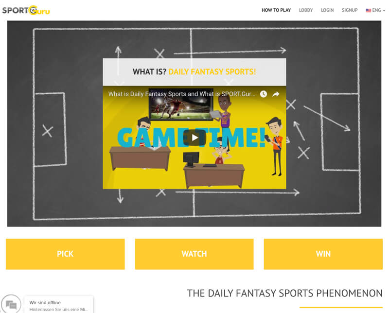 European Fantasy Football Software Development by Vinfotech