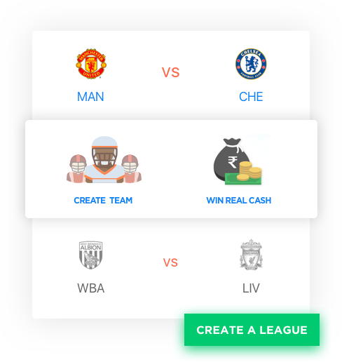 fantasy football software with help text by Vinfotech
