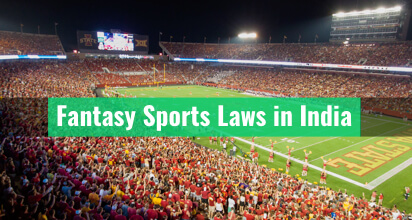 Fantasy Sports Laws In India 2018 by Vinfotech