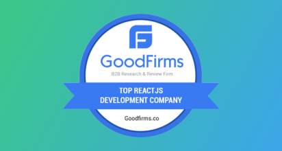 Leading ReactJS Service Providers at GoodFirms by Vinfotech