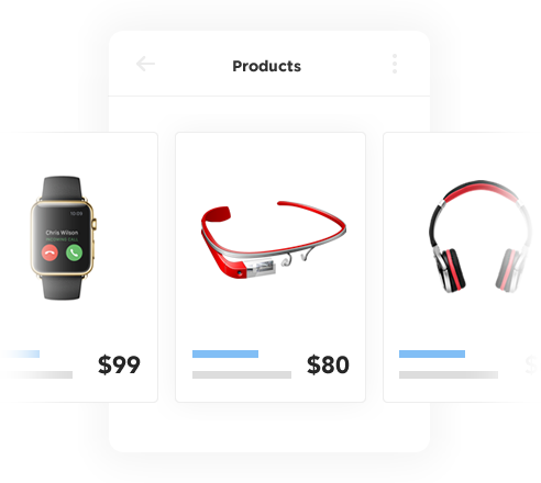 Mobile E-Commerce Development Solutions