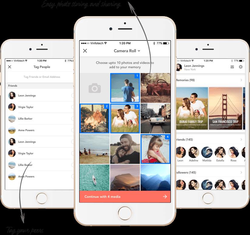 Mobile Social Platform Designing