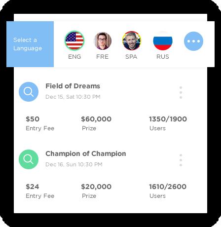 multilingual-fantasy-sports-software-development by Vinfotech