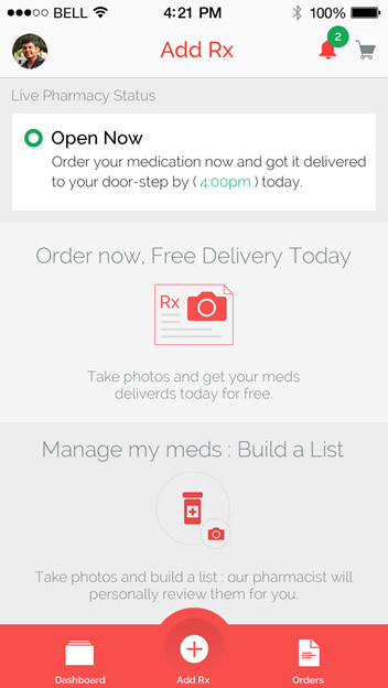 PopRx eRx Software Solutions – Medication List by Vinfotech