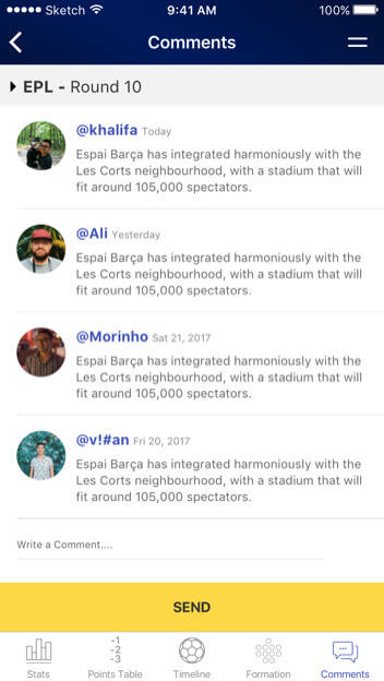 Season Long Saudi League-focused Fantasy Soccer by Vinfotech