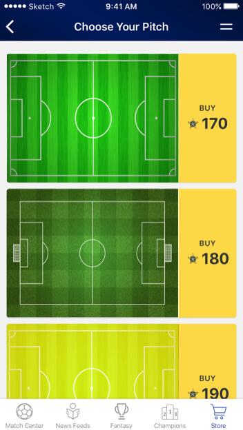 Seven League Fantasy Football Web Development by Vinfotech