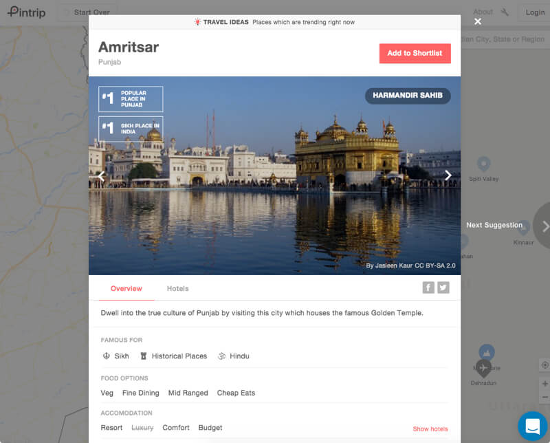 Travel Itinerary Builder App