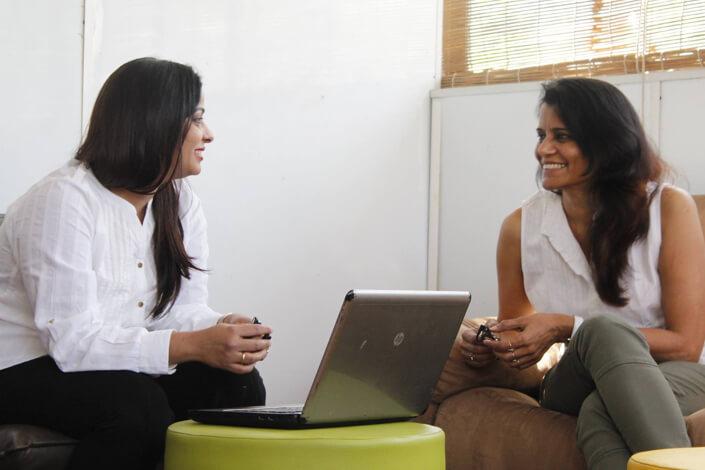 Women Power at Vinfotech