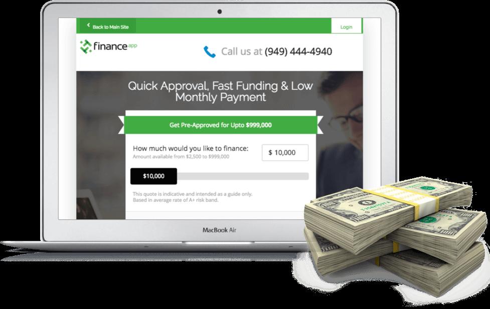 Finance Application Development by Vinfotech